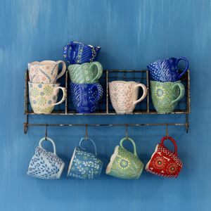 Waterlily Mugs - the mexicana collection