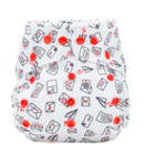 Love Letters Reusable Nappy