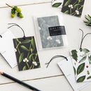 Botanical Christmas Gift Tags, Greenery Collection