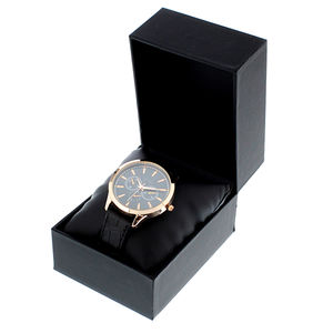Personalised Mens Rose Gold Watch - watches