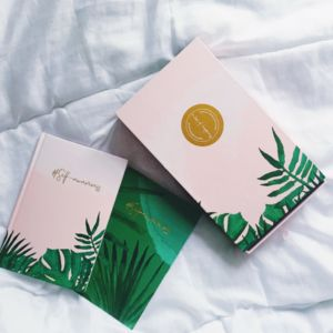 A Box Of Happiness Self Awareness - notebooks & journals