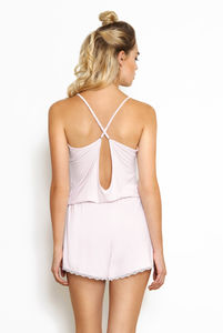 Miss Mary Jersey Playsuit