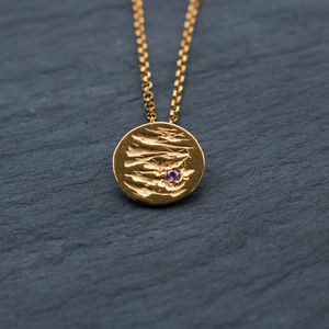 Jupiter Petite Pink - necklaces & pendants