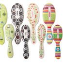 Rock And Ruddle Personalised Hairbrushes
