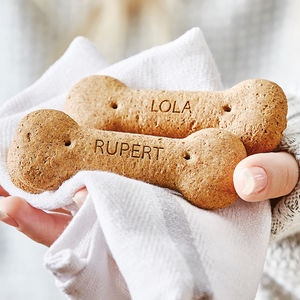 Personalised Dog Treats - secret santa gifts