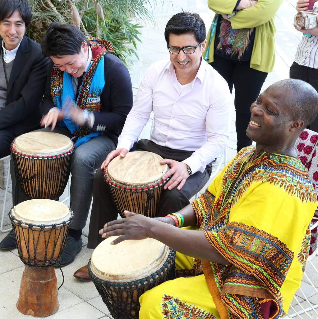 Five Two Hour African Drumming Experience For Two