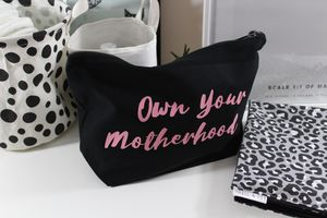 Mama Clutch, Travel Changing Bag, Mum Make Up Bag