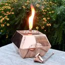 square oil torch