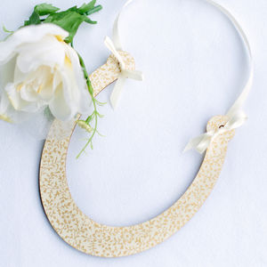 Vintage Wedding Horseshoe - hanging decorations