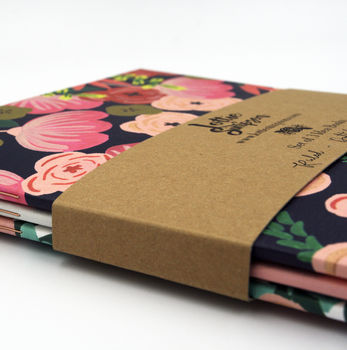 Flowers Idea Book Set