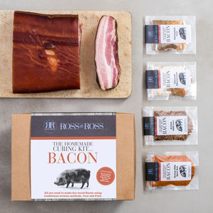 Make Your Own Spicy Bacon Kit