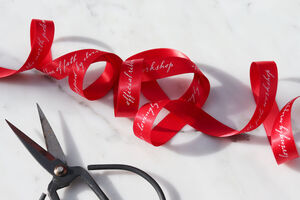 Official Ribbon Of Father Christmas