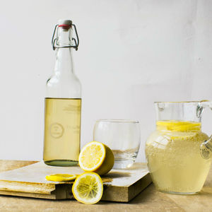 Personalised Elderflower Cordial Kit - summer pantry