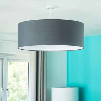 40 Colours Oversize Extra Large Ceiling Pendant Shade