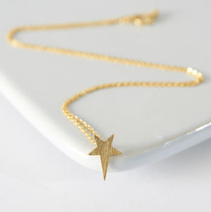 My Star Necklace - winter sale