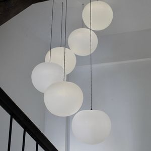 Polly Six Drop Suspension - ceiling lights