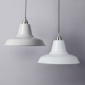 Industrial Pendant Light - lighting