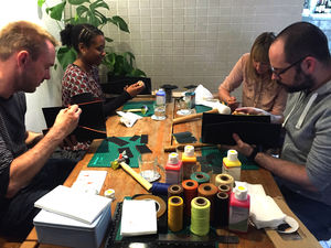 Leather Handbag Making Workshop - experiences