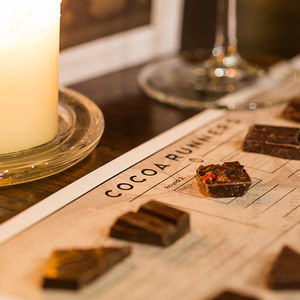 Luxury Chocolate Tasting Evening For One - experiences