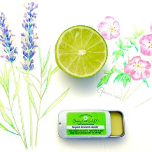 Cheery Not S.A.D. Solid Mini Perfume All Organic