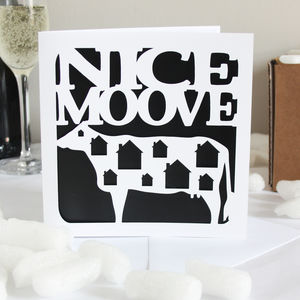 Nice Moove New Home Card