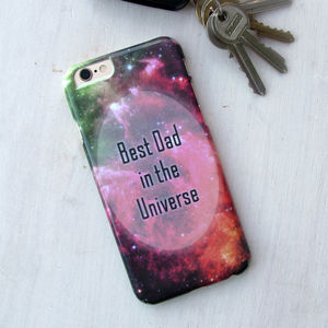 Personalised Universe Phone Case - womens
