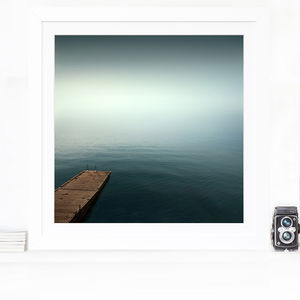 Blue Swim Limited Edition Print - limited edition art