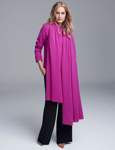 Luxurious Oversized Cashmere Wrap - valentine's gifts for her