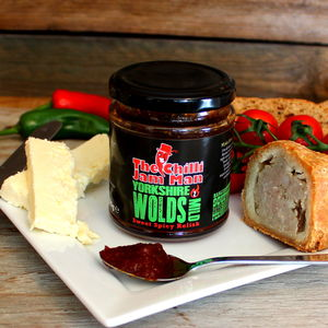 Yorkshire Wolds Chilli Jam - jams & preserves