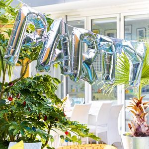 Fun Foil Party Balloon Banner