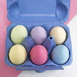 Egg Bath Fizzies - bath & body