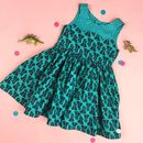Girls Rabbit Special Occasion Dress