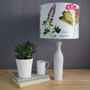 Mother's Day Botanical Flower, Floral Lampshade Gift