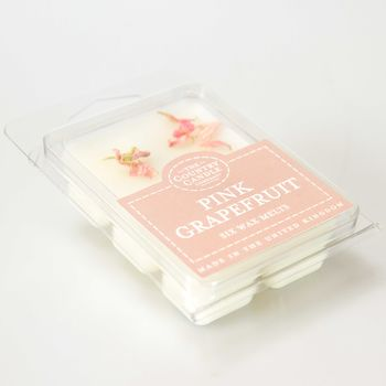 Pastels Collection Wax Melts With Petals