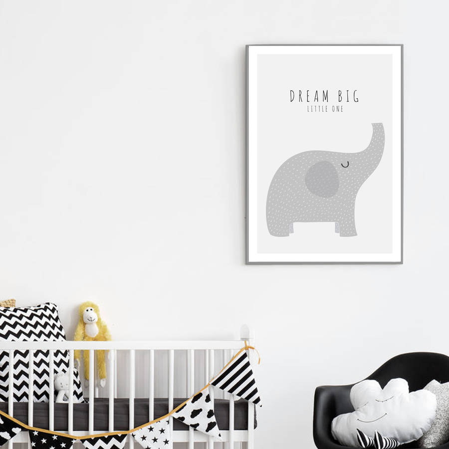 Elephant Dream Big Little One Poster