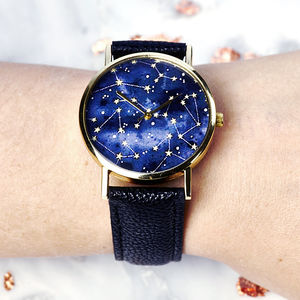 Constellation Watch - christmas party collection