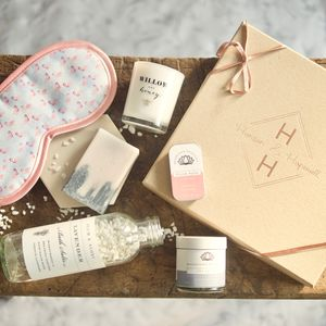 Build Your Own Natural Beauty Pamper Gift For Her