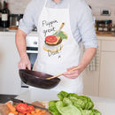 Flippin Great Dad Burger Apron