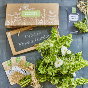 Grow Your Own Flower Garden Gift