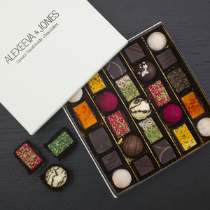 Artisan Chocolates 25 Piece Collection - what's new