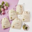 Personalised Maid Of Honour Skincare Collection