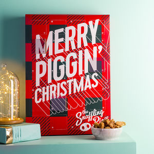 Pork Scratchings Mega Advent Calendar - gifts for him