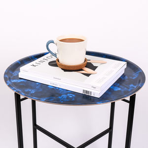 Marble Pattern Tray Table - shop by price