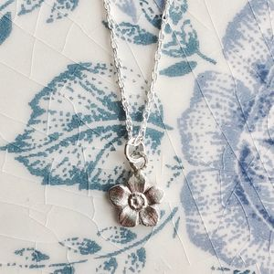 Blackberry Blossom - necklaces & pendants