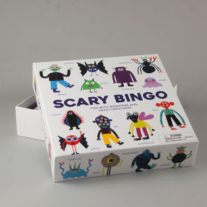 Scary Bingo - baby & child sale