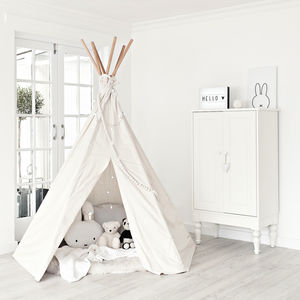 Big Moozle Teepee Tent Without Poles - games