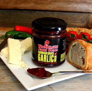 Gorgeous Garlic Chilli Jam - jams & preserves