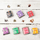 Seven Loose Leaf Tea Gift Set With Tea Infuser