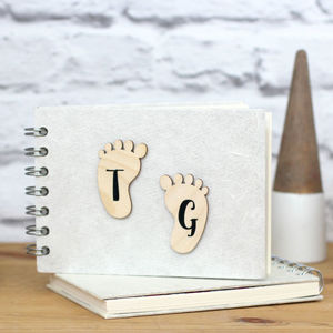 Personalised Mini Baby Memory Book