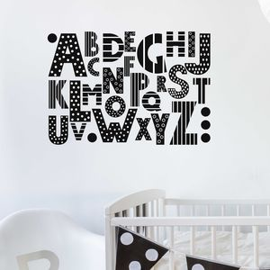 Abc Wall Sticker